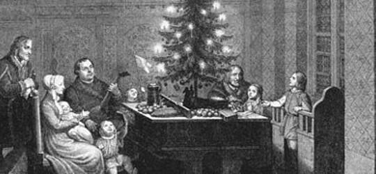 der christbaum und die reformation ekhn evangelische. Black Bedroom Furniture Sets. Home Design Ideas
