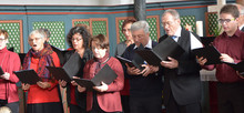 Aarbergen-Kettenbach: Evangelische Messe in der Tradition von Martin Luther